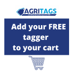Don't forget to add your tagger to your cart